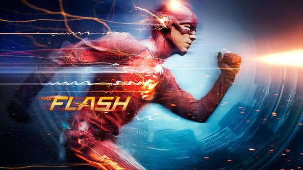 The Flash - Serie. The-flash-poster
