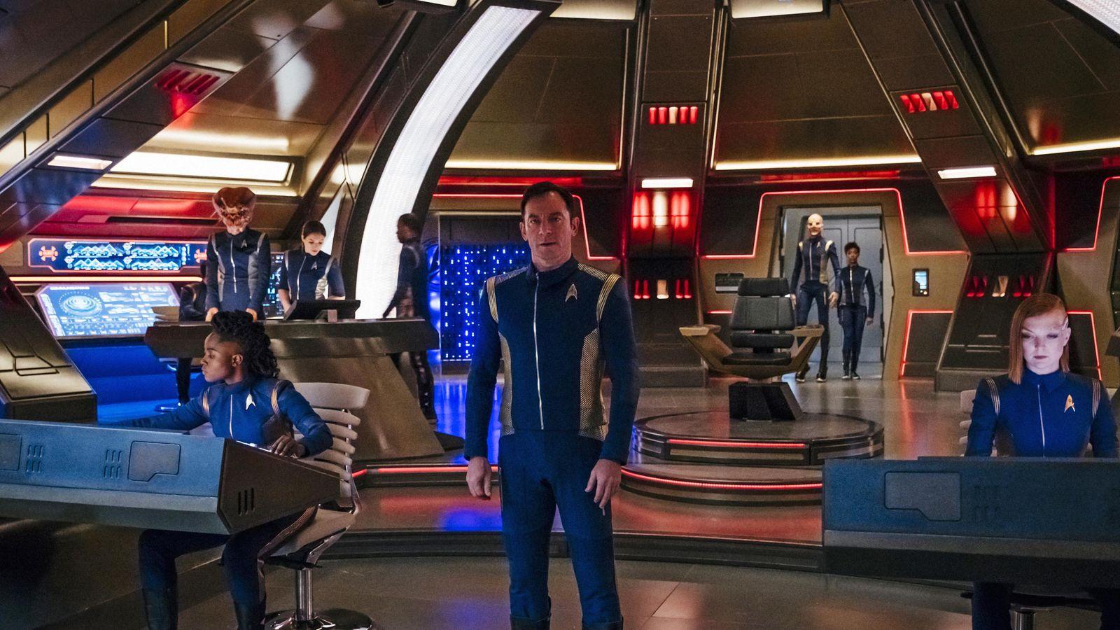 Discovery Dobry Serial Słabszy Star Trek Seryjni